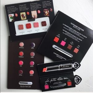 🔝5 for $25!♥️Luxury 4Pc (18) Option Lipstick Set